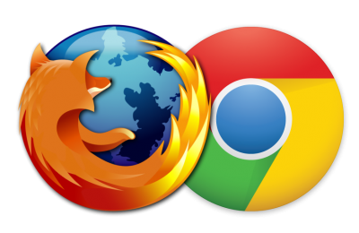 Firefox on Chrome