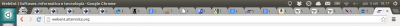 Chrome tabs